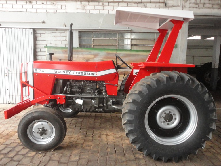 Massey Ferguson Mf 275 Advanced Tractors Specification Configuration And Reviews Mileage