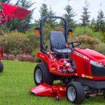 Massey Ferguson GC1700 Compact Tractors Model Price Specs Review Mileage
