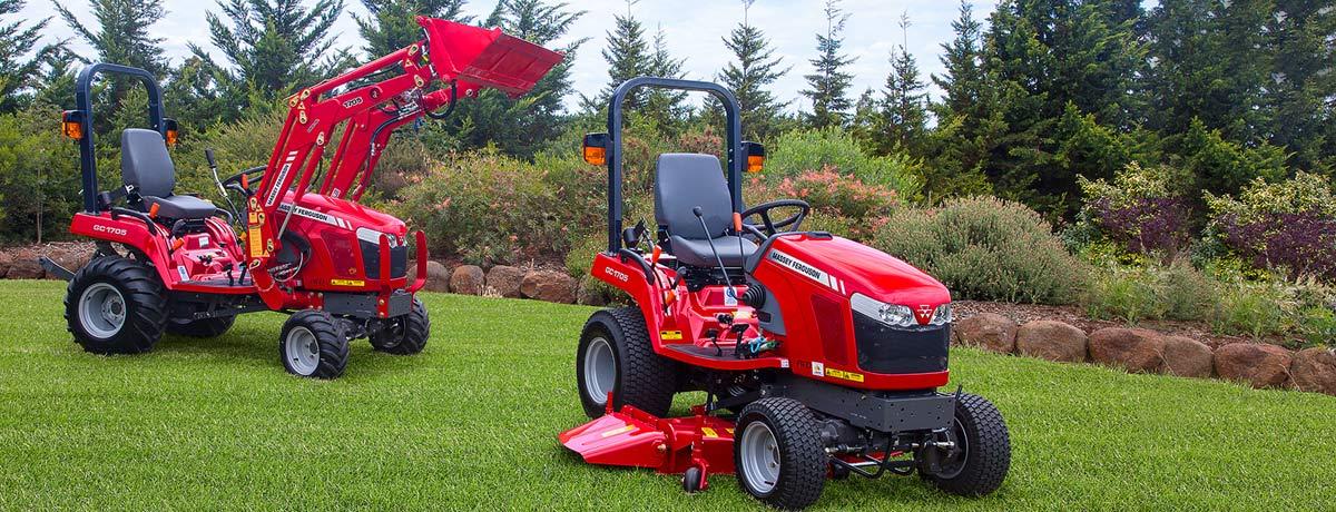 MF GC1700 Compact Tractors