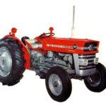 Massey Ferguson MF135 Tractors Models Featues Configuration Mileage
