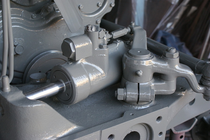 MF-165 Power Steering view