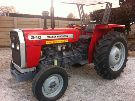 Massey ferguson 240 tractor data
