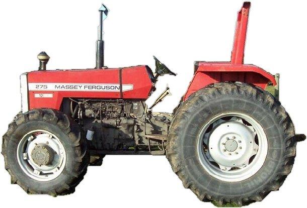 275 MF Tractors