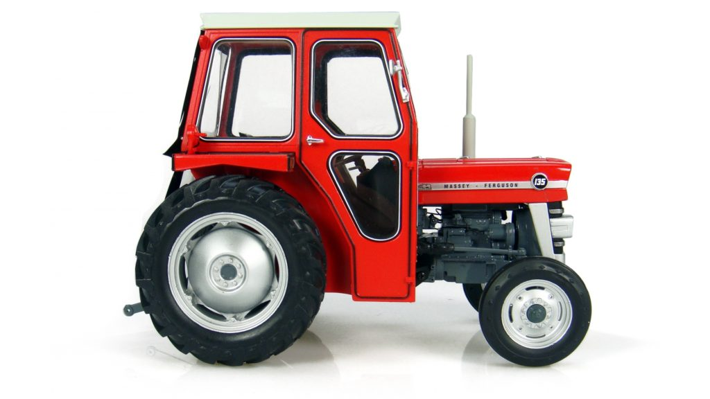 Massey Ferguson 135 With Cabin