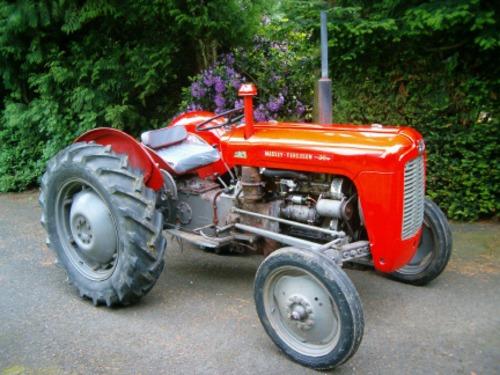 Massey Ferguson 35 Tractors