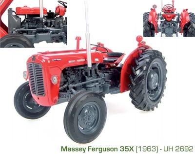 MF 35 Standard Tractors
