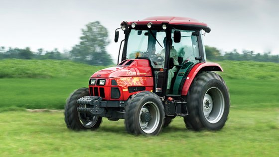 mahindra arjun international tractor model specification
