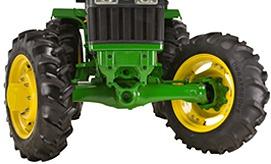 John Deere 5055 4WD E 55 HP Tilt Steering
