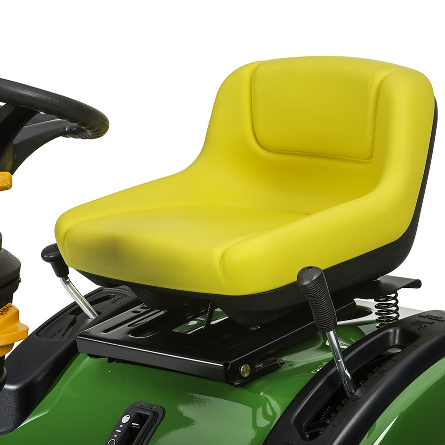 John Deere 110 Backhoe Seats : John deere d lawn tractor overview price spec performance