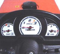 Desh Panel Kubota B3030 tractor