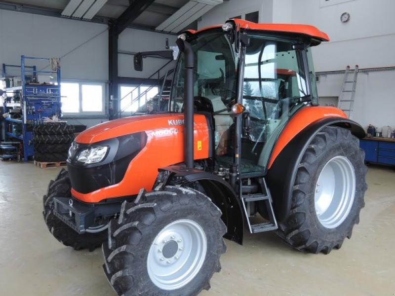 Fuel Tank of Kubota M6060 Tractor