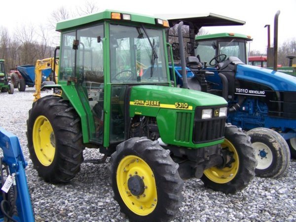 JOHN DEERE 5310 TRACTORS REVIEW