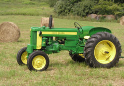 John Deere Tractor X