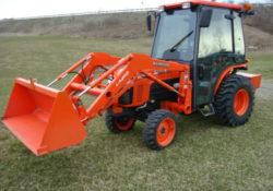 Kubota B3030 tractor Hydraulic