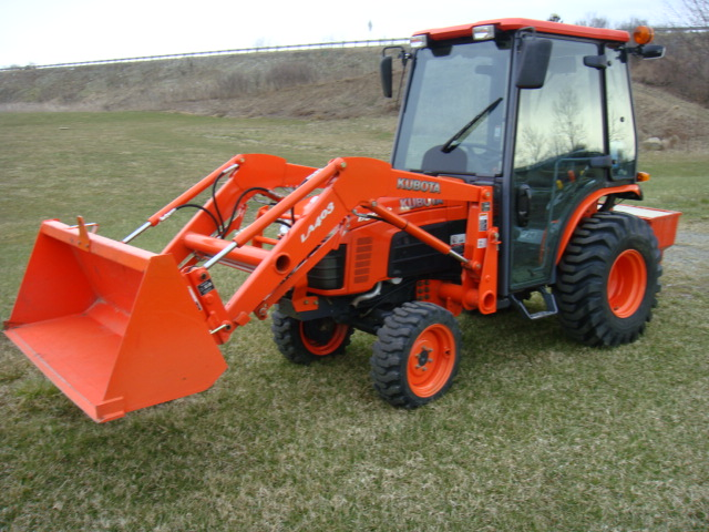 Kubota Mower Accessories : Kubota b price attachments specs features review images