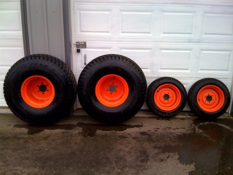 Kubota Tractor Tires And Wheels : Kubota b price attachments specs features review images