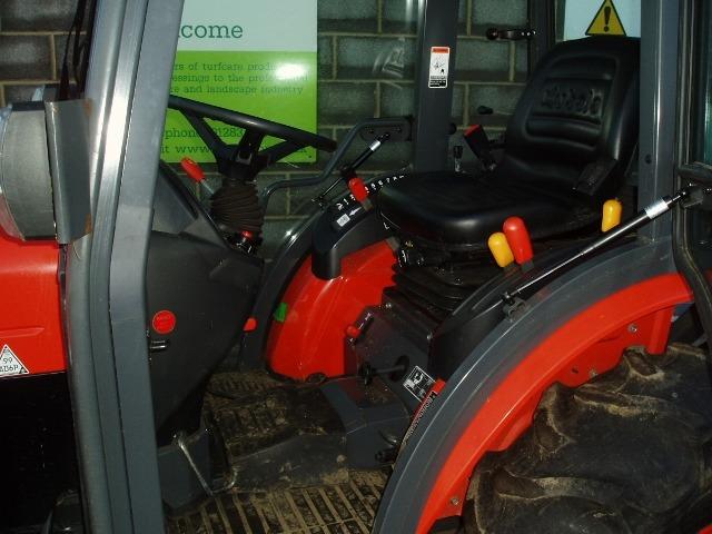Kubota B3030 Tractor Transmission