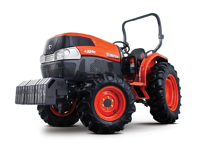 Kubota L5240】Tractor Technical Specification Price review