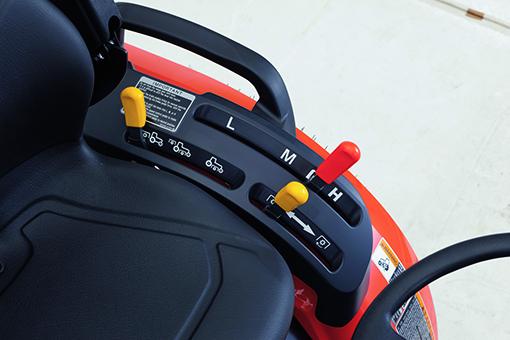 Kuota B2301 Tractor transmission