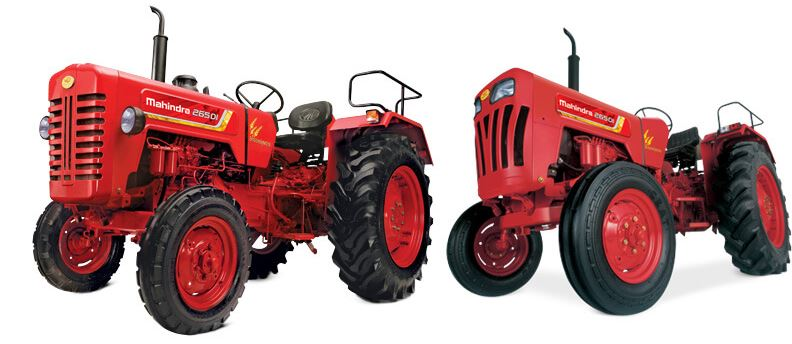 Mahindra 265 DI Power Plus tractor overview