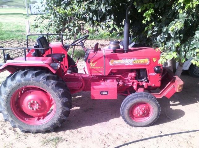 Mahindra 265 Di Tractor Price All Tractors Information