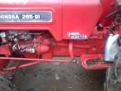 Mahindra 265 di Tractor On Road Price