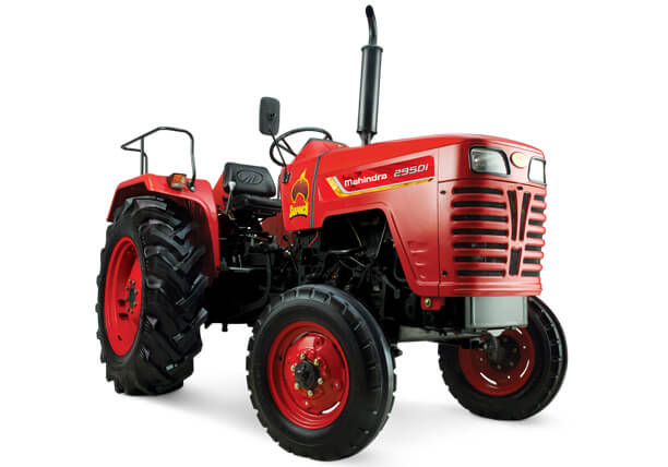 Mahindra 295 DI Tractor 39Hp Engine Review