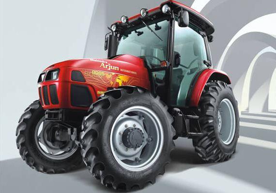 Mahindra Arjun International 8085 DI Tractor overview