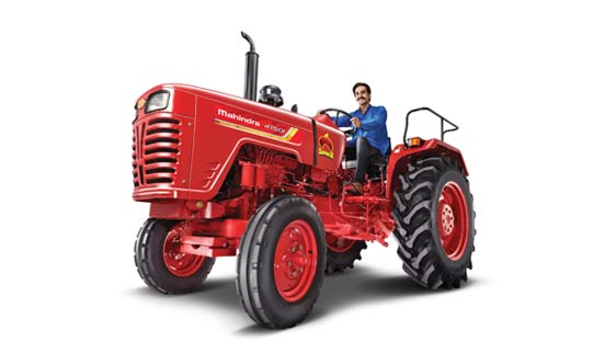 Mahindra Tractor Di Ex Showroom Price