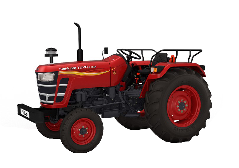 Mahindra Yuvo 415 DI Ex Showroom PriceMahindra Yuvo 275 DI Ex Showroom Price