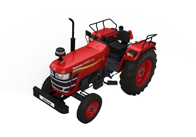 Mahindra Yuvo Tractor 475 DI