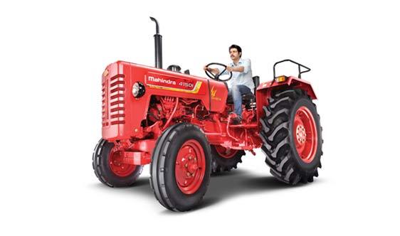 New Mahindra 415 DI tractor