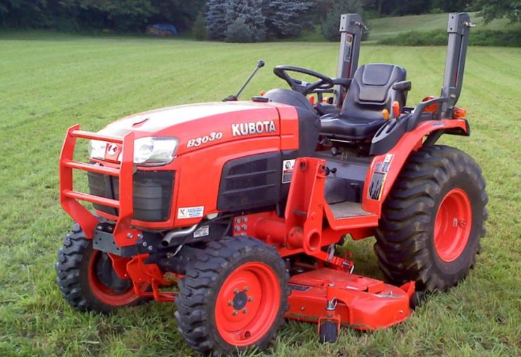 overview-of-kubota-b3030-tractor