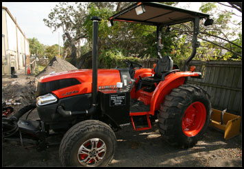 Price of kubota L5240 tractor