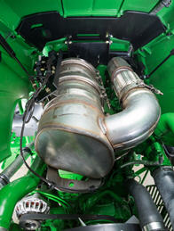 John Deere 5055 E 55 HP Engine Details