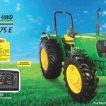 John Deere 5075E 4WD 75HP: Price Spec Configuration Overview