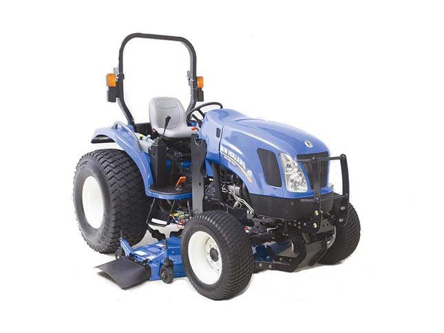 New Holland Boomer™ Deluxe CVT 46D Overview