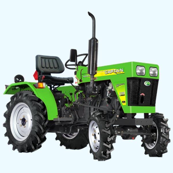 CAPTAIN-250-DI-4WD tractor