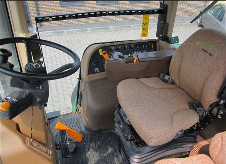 Cab of John Deere 7930