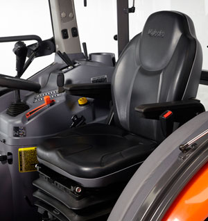 Deluxe Seat of kubota L5740 tractor