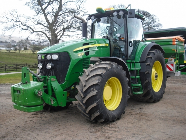 John Deere Engine specification
