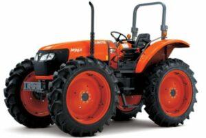 Kubota 96SHDM Mudder Tractor