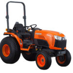 Kubota B2650HSD Tractors