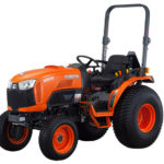The Kubota B3350HSD Tractor
