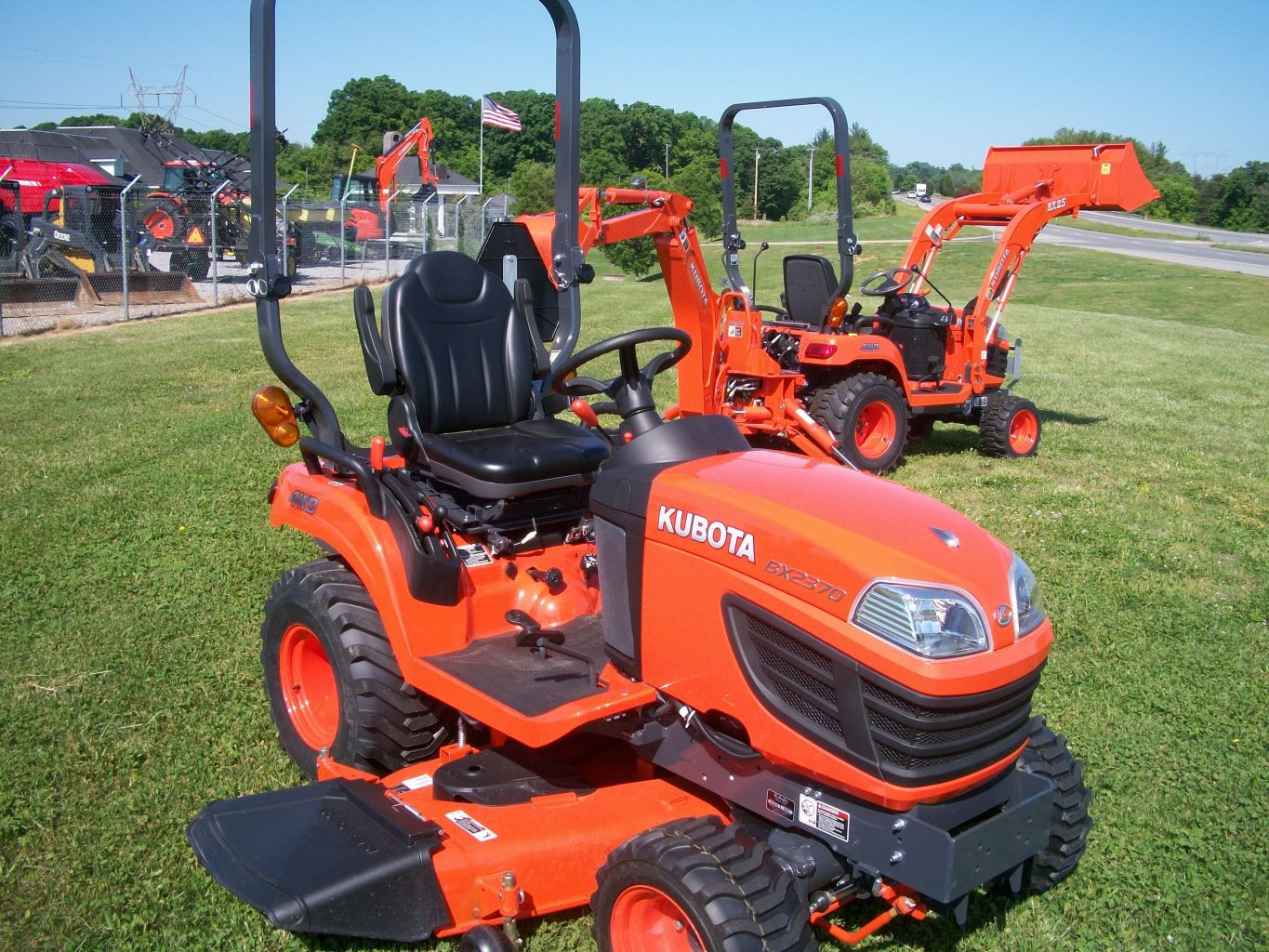 Kubota Tractor Batteries : Kubota bx reviews specs attachments price uk images