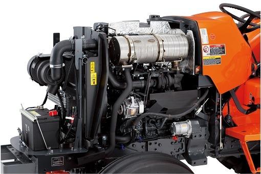 Kubota BX2370 Sub compact tractor Engine