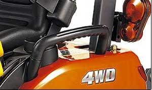 Kubota BX2670 4WD