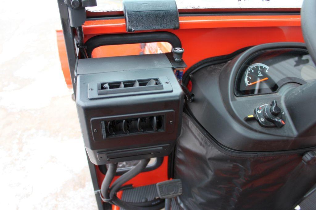 Kubota BX2670 Tractor Meter panel
