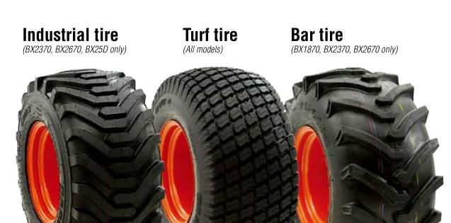 Kubota Bx2370 Tire