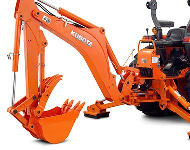 Kubota l3200 Price UK, Backhoe Attachment, Specs, features